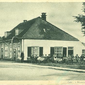 "Café "" 't Mussennest""  -  Wapenveld"
