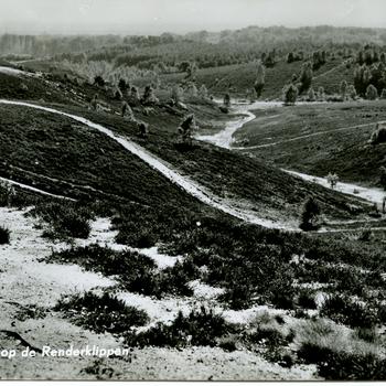 Epe, Panorama op de Renderklippen
