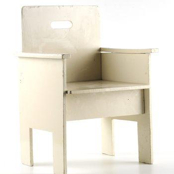 Montessori stoel