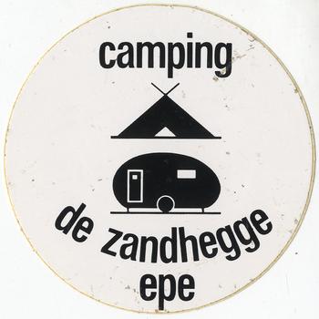 Camping de Zandhegge Epe
