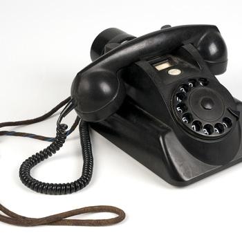PTT telefoontoestel