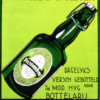 Affiche Pilsener bier