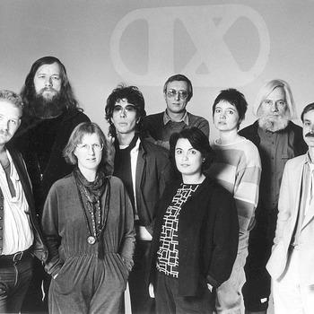 Kunstenaarsgroep ' IX'. De leden exposeerden in de jaren '80 in het Streekmuseum te Tiel, circa 1985