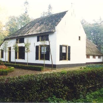 De Varikse boerdij in het Nederlands Openluchtmuseum te Arnhem, 1995