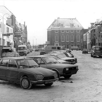 Het Plein te Tiel, 1978