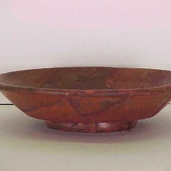 Schaal van aardewerk, 200-400,  werktitel