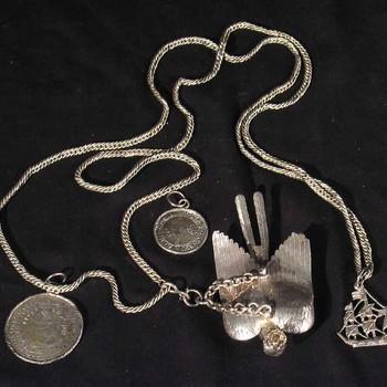 Schuttersketen van zilver, 16e eeuw