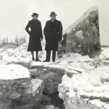 Winter op de Waal, 1939