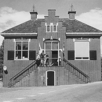 Het historisch museum te Maasbommel