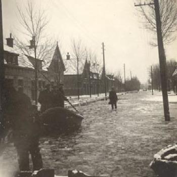 Watersnood Dreumel, 1926