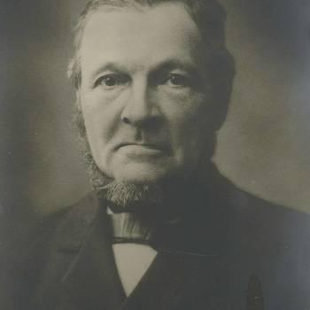 portret van een man: J.N. Daalderop?