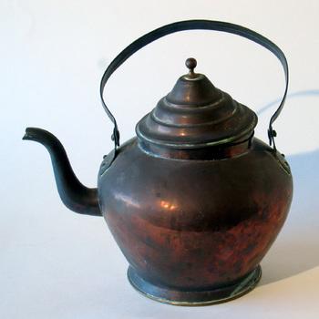 Ketel van koper, 1880-1900