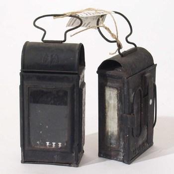 Postbodelamp, 1900-1920,  werktitel