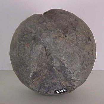 kogel van steen,  werktitel