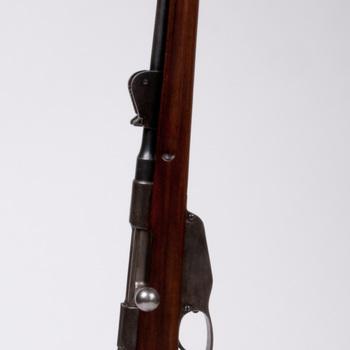 Karabijn, Steyer, afkomstig van de Nederlandse Marechaussee, model 1895