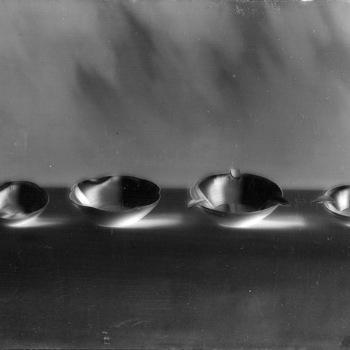 Negatief van glas, 1930-1950