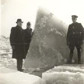 Winter op de Waal, 1940