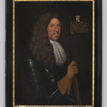Portret van Alexander van Spaen