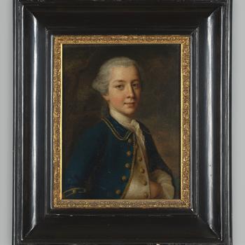 Portret van Arend Willem van Reede