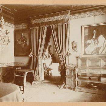 Foto van een interieur