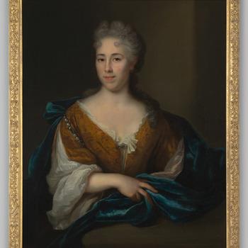 Portret van Petronella Wilhelmina van Hoorn