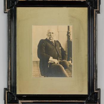 Portretfoto van Reinhard Jan Christiaan baron van Pallandt
