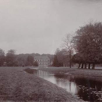 Foto van een landhuis