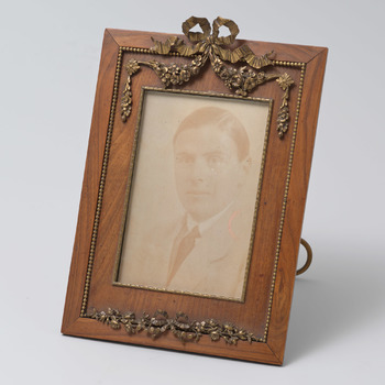 Portretfoto van Willem Frederik Torck baron van Pallandt