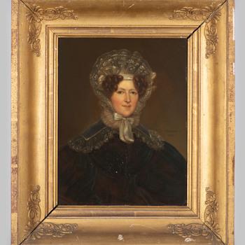 Portret van jkvr. Geertruid Sara Agatha van Pabst