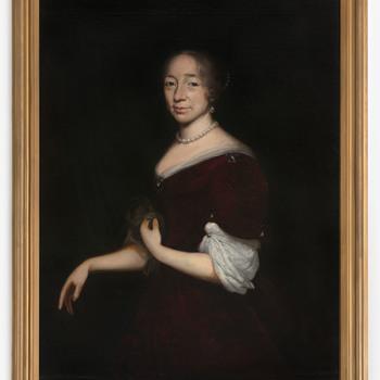 Portret van Janne Margriete van Arnhem