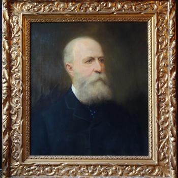 Portret van Willem Gerard baron Brantsen