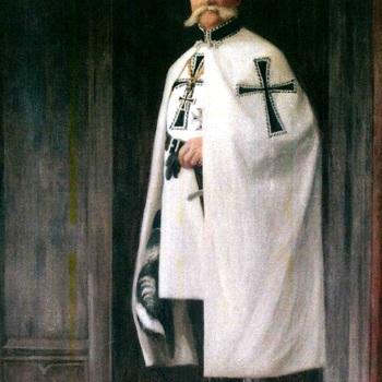 Portret van Anne Willem Jacob Joost baron van Nagell