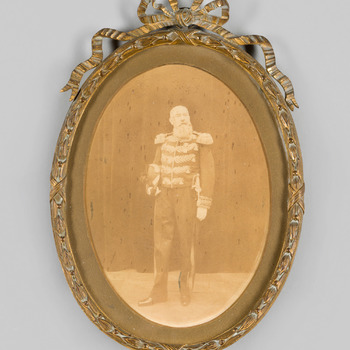 Fotoportret van Allard Philip Reinier Carel baron van der Borch van Verwolde