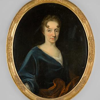 Portret van Johanna Margaretha van Arnhem