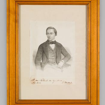 Portret van Reinhard Jan Christiaan baron van Pallandt