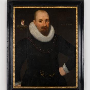 Portret van Wolter Spaen