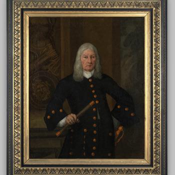 Portret van mr. Willem van Outhoorn