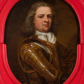 Portret van Frederick Christiaen baron van Reede