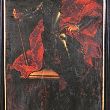 Portret van Frederik Willem vrijheer Van Quadt