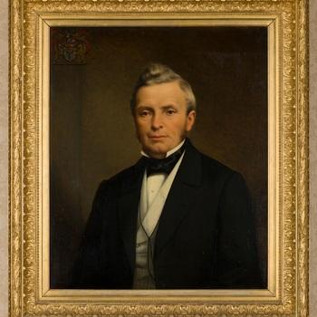 Portret van Johannes Hermanus Jacobus Ludovicus baron van Oldeneel tot Oldenzeel