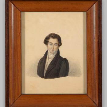 Portret van mr. Derk Willem Gerard Johan Hendrik baron Brantsen