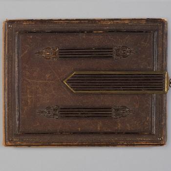 Schetsboek van Hélène Luyken