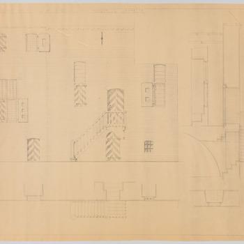 Restauratieplan van kasteel Hernen