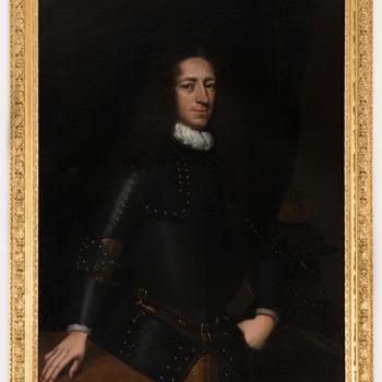 Portret van Johan van Arnhem