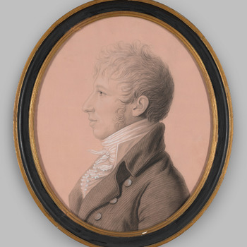 Portret van Gerhard Brantsen