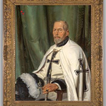 Portret van Karel Gerrit Willem II baron van Wassenaer