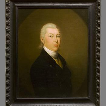 Portret van jhr. Johan Brantsen