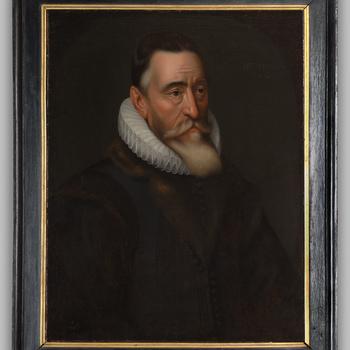 Portret van Paul van Arnhem