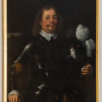Portret van George Frederik van Renesse