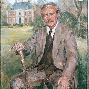 Portret van Allard Philip Reinier Carel baron van der Borch van Verwolde